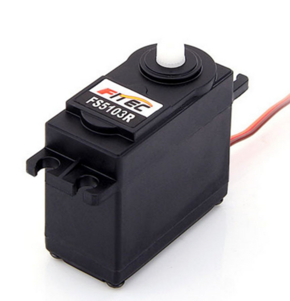 Feetech FS5103R ~3Kg 360 Degrees - Continuous Rotation Standard Servo