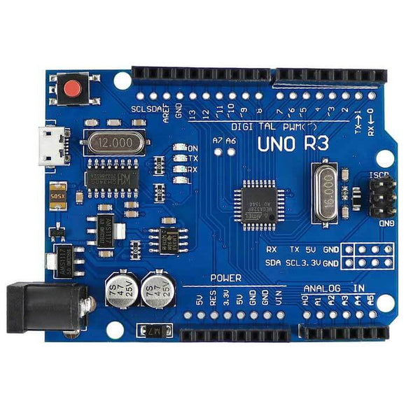 Arduino UNO Fully Compatible Board Micro-USB