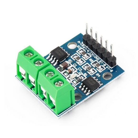 Dual Motor Controller - L9110 Chip