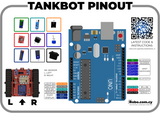 Tankbot - Arduino Compatible Robot