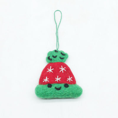 11 PCS Designated & Beautiful Handmade Christmas/Xmas Tree Hanging Decoration/Door Hanging Ornaments