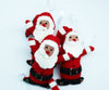 Woolen Santa-Handmade Christmas/Xmas tree Hanging Decoration Ornaments