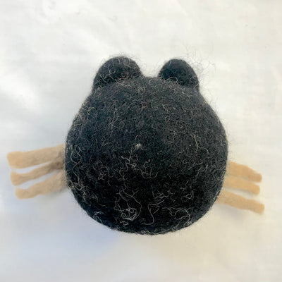 4 pieces of Black Fox Dog Toy in one Package