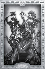 Detective Comics #1027 Mark Brooks B/W Variant