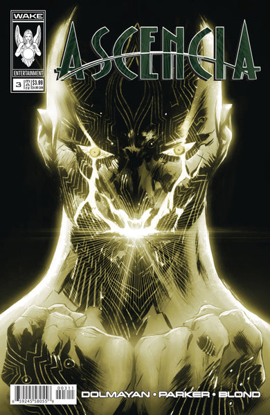 Ascencia Issue #3 Cover A (Jae Lee Cover)
