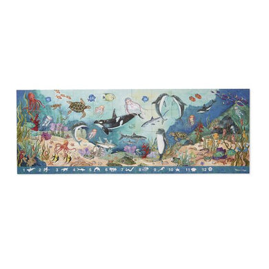 Puzzle - Beneath the Waves 48pcs