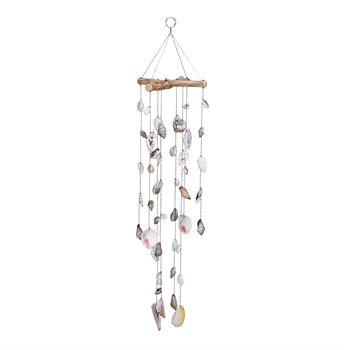 Wind Chime Cross Top Shells