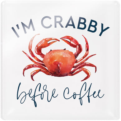 Magnet - MGT0568 - I'm Crabby before Coffee