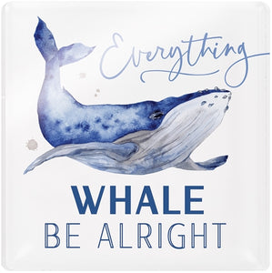 Magnet - MGT0572 - Everything Whale be Alright