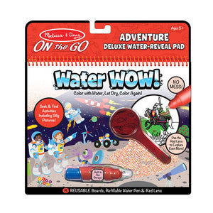 Game - Water Wow Deluxe - Adventure