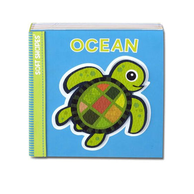 Book - Turtle Soft Shape