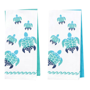 Dish Towel - Sea Turtles