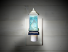 Night Light - Mermaid Aqua/White