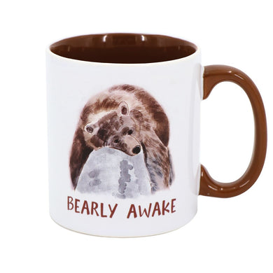 Mug - Bearly Awake
