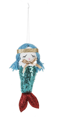 Ornament - Mermaid Sequin