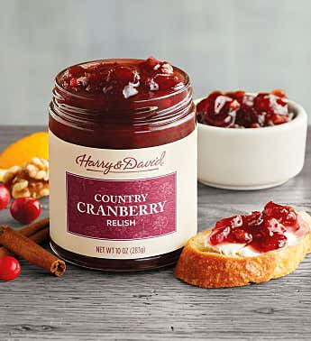 Harry and David Relish Country Cranberry