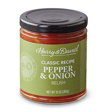 Harry and David Pepper Onion Relish