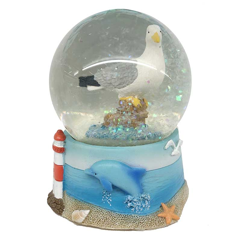 Water Ball - Seagull Globe