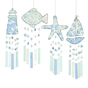 Wind Chime - Sea Glass