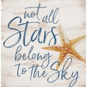 Sign - BHB0209 - Not All Stars Belong To The Sky