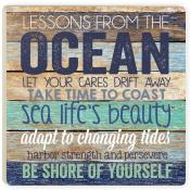 Coaster COA0580 - Lessons From The Ocean