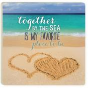 Coaster COA0629 - Beach Writings Together