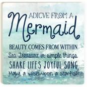 Coaster COA0704 - Mermaid Advice