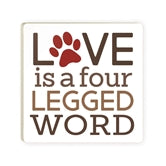 Coaster COA1315 - Love is a Four Legged Word