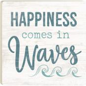 Coaster COA1455 - Happiness Comes In Waves