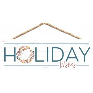 Sign - HPS0120 - Holiday