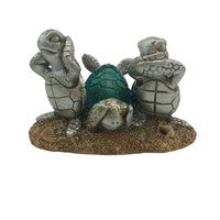Figurine - Sea no Evil Turtles