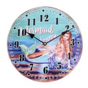 Clock - Glass Mermaid Lounge