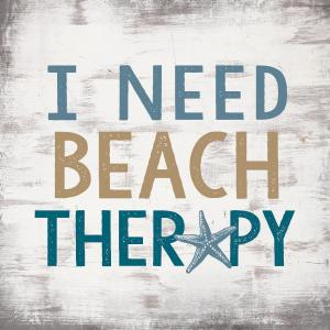 Magnet - MGT0272 - I need Beach Therapy