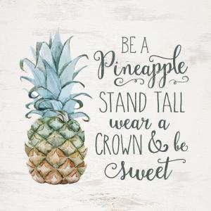Magnet MGT0273 - Pineapple Stand Tall