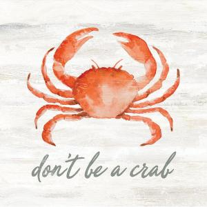 Magnet - MGT0279 - Don't Be a Crab
