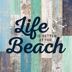 Magnet - MGT0278 - Life is Better at the Beach