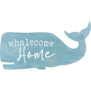 Magnet - MGT0354 - Whalecome Home