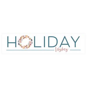 Sign - RDM0297 - Holiday