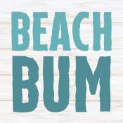 Sign - SBB0075 - Beach Bum