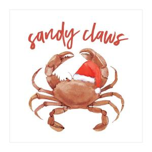 Sign - SBB0119 - Sandy Claws