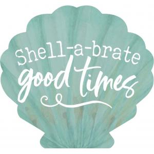 Sign - SHP0063 - Shell - Shell-a-Brate good times