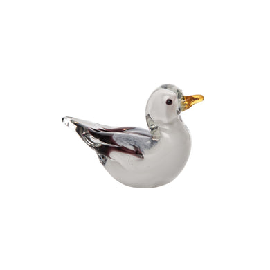 Glass Art - Seagull Figure