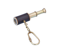 Load image into Gallery viewer, Key Chain Spyglass 6""