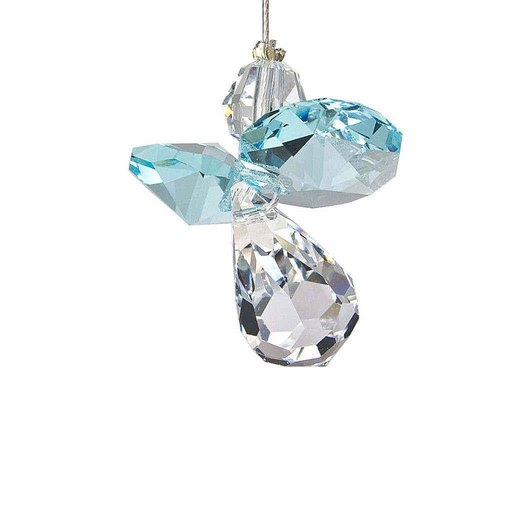 Crystal Angel Aquamarine - CGAQ