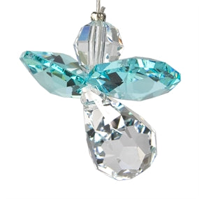 Crystal Angel Blue Zircon - CGBZ
