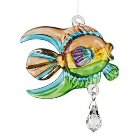 Crystal Fantasy Glass - Fish Tropical - COTRO