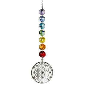 Crystal Flower of Life - CRFL