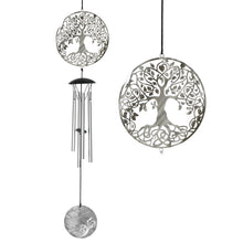 Load image into Gallery viewer, Wind Chime - Flourish Chime - Tree of Life - FLTL