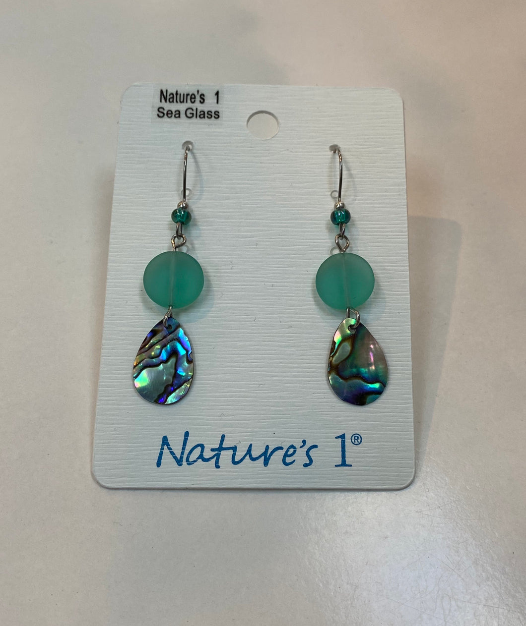 Earrings - SGE 268 - Sea Glass