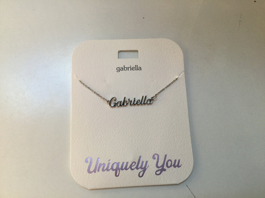 Necklace - YOU 5251 - Gabriella